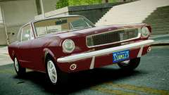 Ford Mustang 1965 for GTA 4
