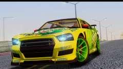 GTA 5 Bravado Buffalo S Sprunk