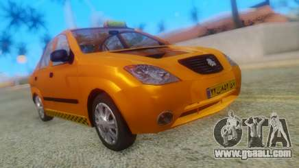 Tiba Taxi v1 for GTA San Andreas