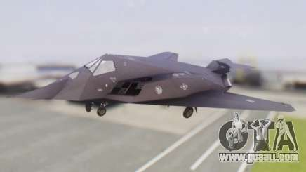 Lockheed F-117 Nighthawk ACAH for GTA San Andreas
