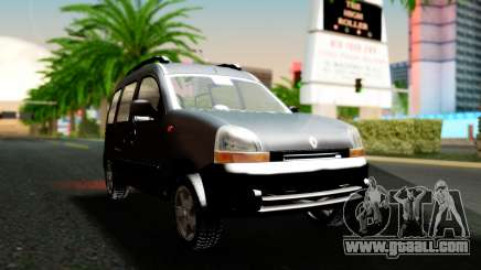Renault Kangoo Sportway for GTA San Andreas