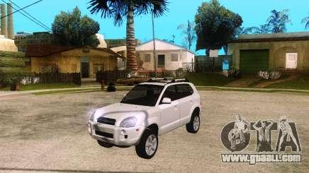 Hyundai Tucson for GTA San Andreas
