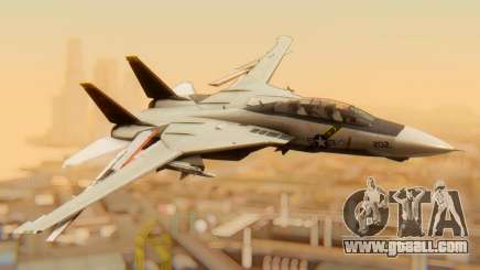 F-14A Tomcat VF-202 Superheats for GTA San Andreas