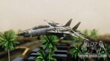 F-14D Super Tomcat VF-2 Bounty Hunters for GTA San Andreas