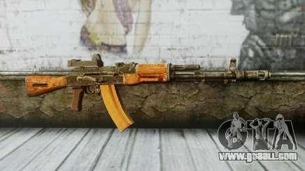 AK-74 Sight for GTA San Andreas