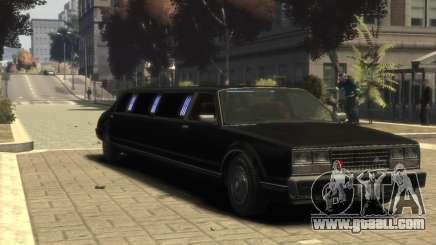 Albany Esperanto Limousine for GTA 4
