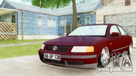 Volkswagen Passat B5 1.8 ADR for GTA San Andreas