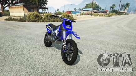 Maibatsu Sanchez Yamaha-KTM-Monster Energy for GTA 5