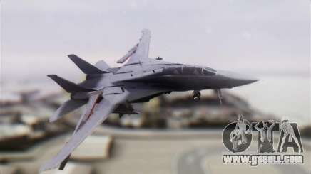F-14A Tomcat VF-51 Screaming Eagles for GTA San Andreas
