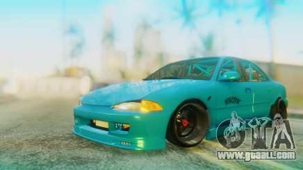 Proton Wira RHBK for GTA San Andreas
