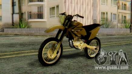 Honda Tornado for GTA San Andreas