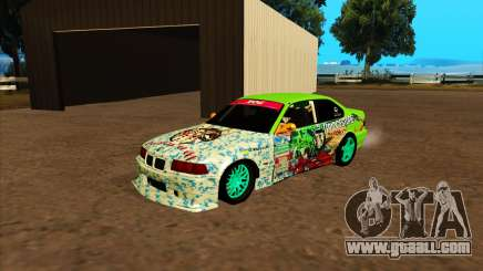 BMW 320i for GTA San Andreas