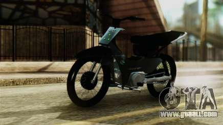Honda Wave Stunt for GTA San Andreas