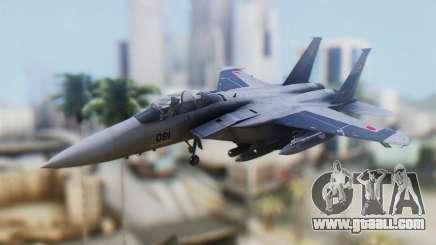 F-22J Japan Air-Self Defense Force for GTA San Andreas