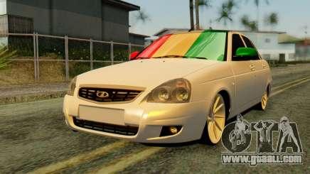 VAZ 2170 Italia for GTA San Andreas