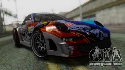 Porsche 911 GT3-RSR for GTA San Andreas