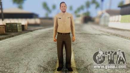 GTA 5 Skin 3 for GTA San Andreas