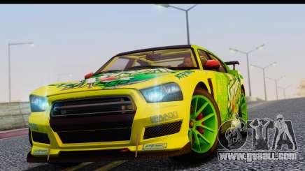 GTA 5 Bravado Buffalo S Sprunk for GTA San Andreas