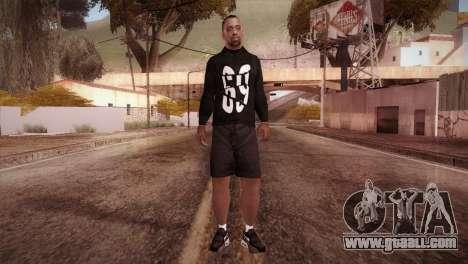 Sixty-ninth for GTA San Andreas second screenshot