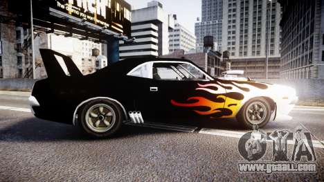 Patriot Vegas G20 Firebomb for GTA 4 left view