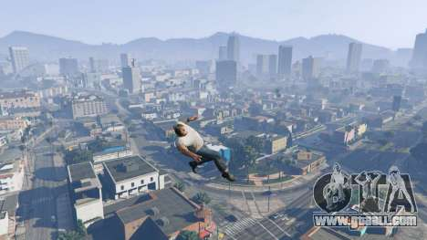 Ragdoll v1.1 for GTA 5