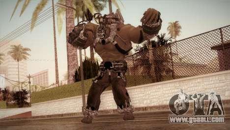 Bane Boss (Batman Arkham City) for GTA San Andreas