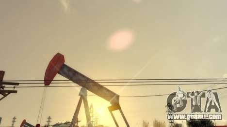 Natural and Realistic ENB for GTA San Andreas sixth screenshot