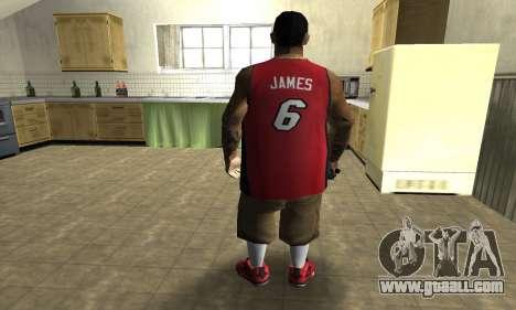 Miami Man for GTA San Andreas third screenshot