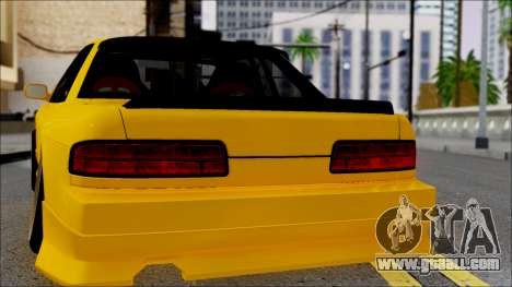 Nissan Silvia S13 for GTA San Andreas right view