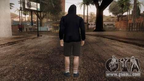 Mercenary mafia in the hood for GTA San Andreas third screenshot