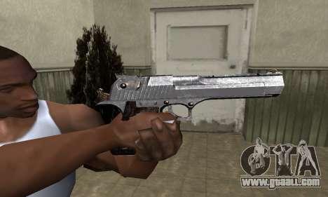 Old Deagle for GTA San Andreas