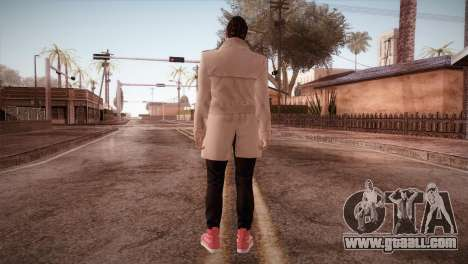 Skin2 from DLC Gotten Gaings for GTA San Andreas third screenshot