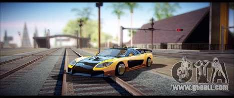 Temfan ENB for GTA San Andreas second screenshot