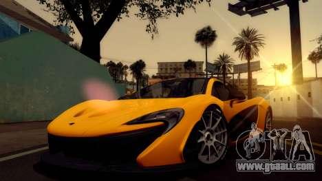 Natural and Realistic ENB for GTA San Andreas