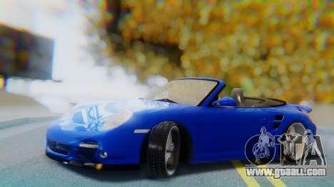 Porsche 911 2010 Cabrio for GTA San Andreas