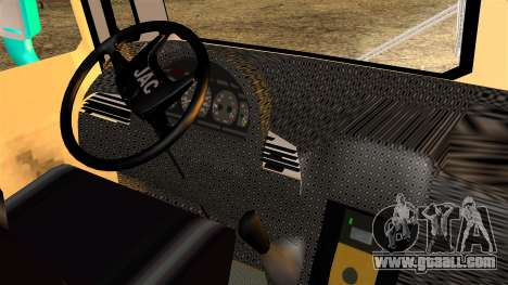 JAC Microbus for GTA San Andreas back left view