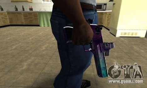 Space Deagle for GTA San Andreas