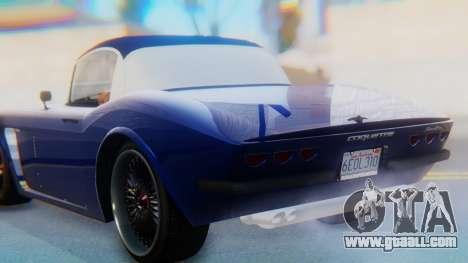 Invetero Coquette BlackFin v2 SA Plate for GTA San Andreas upper view