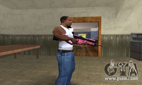 Lamen Sniper for GTA San Andreas second screenshot