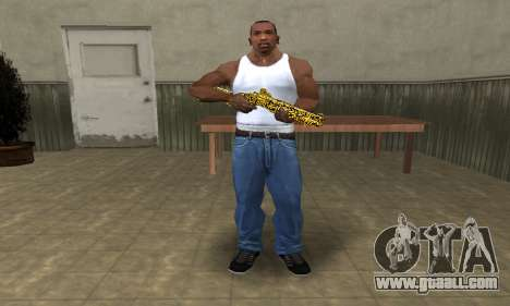 Microshem Shotgun for GTA San Andreas third screenshot