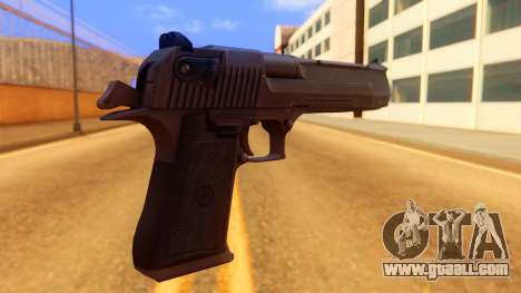 Atmosphere Desert Eagle for GTA San Andreas second screenshot