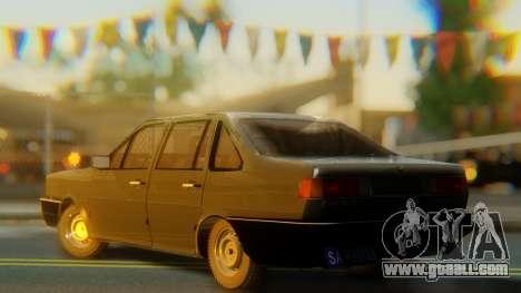 Volkswagen Santana Gz for GTA San Andreas left view