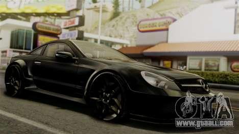 Mercedes-Benz SL65 E-Tuning for GTA San Andreas