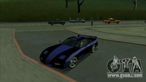 ZR-350 Road King for GTA San Andreas wheels