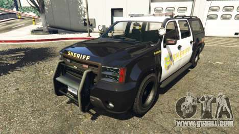 GTA 5 Los Angeles Police and Sheriff v3.6