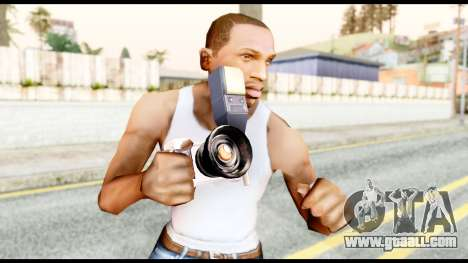 The camera for GTA San Andreas third screenshot