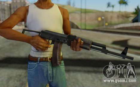 AK-74P for GTA San Andreas third screenshot