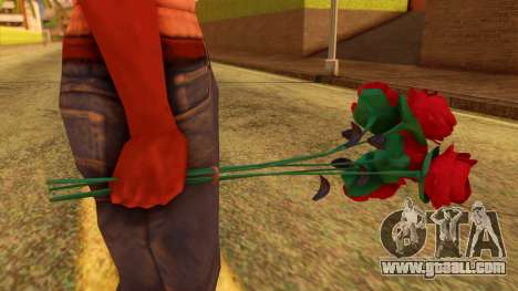 Atmosphere Flowers for GTA San Andreas second screenshot