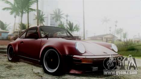 Porsche 911 Turbo (930) 1985 Kit C for GTA San Andreas