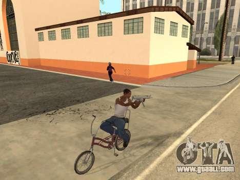 Manual Driveby for GTA San Andreas third screenshot